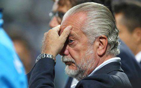 Napoli De Laurentiis James insigne