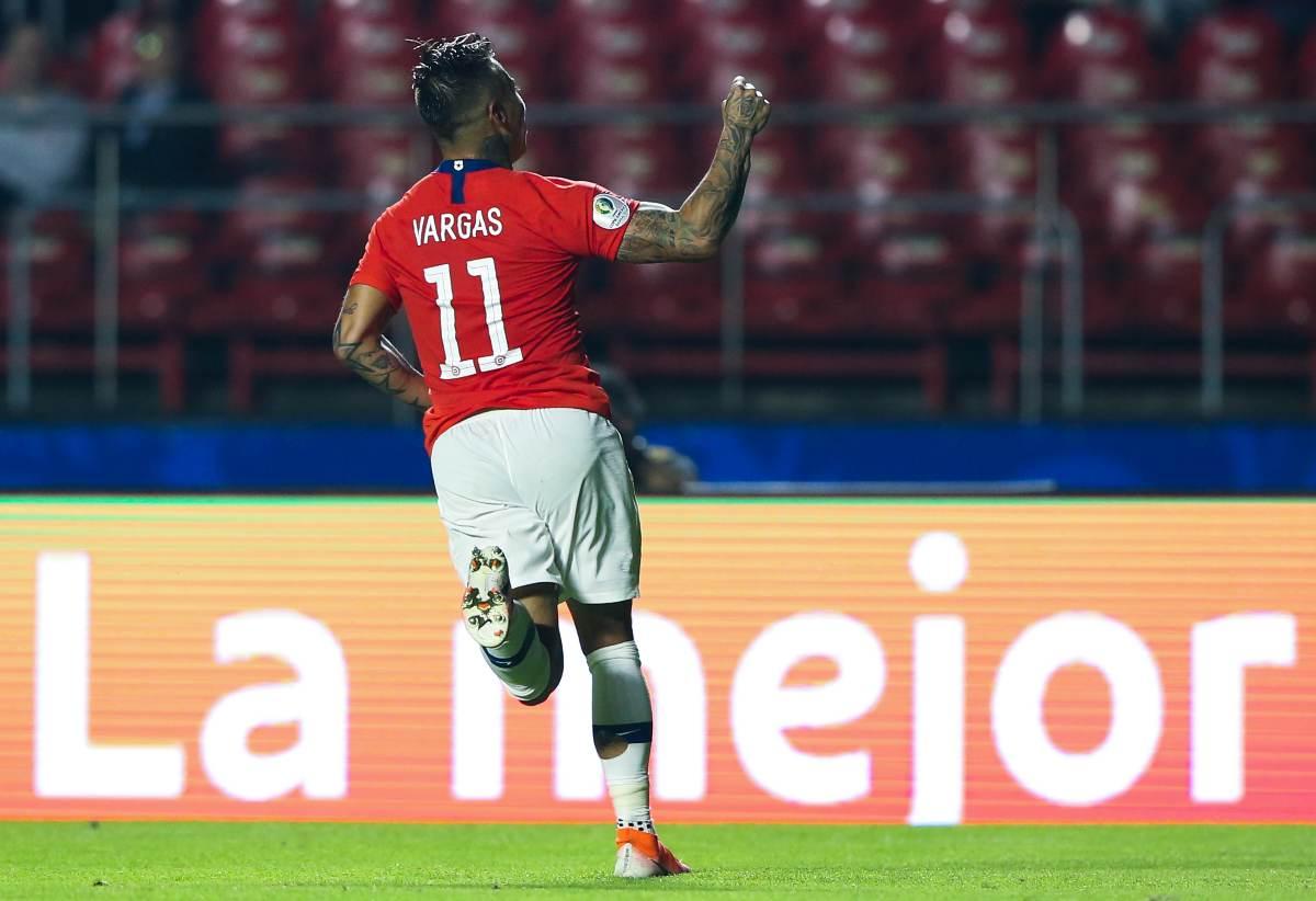 Copa America Vargas