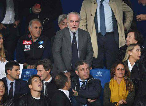 Calciomercato Napoli De Laurentiis