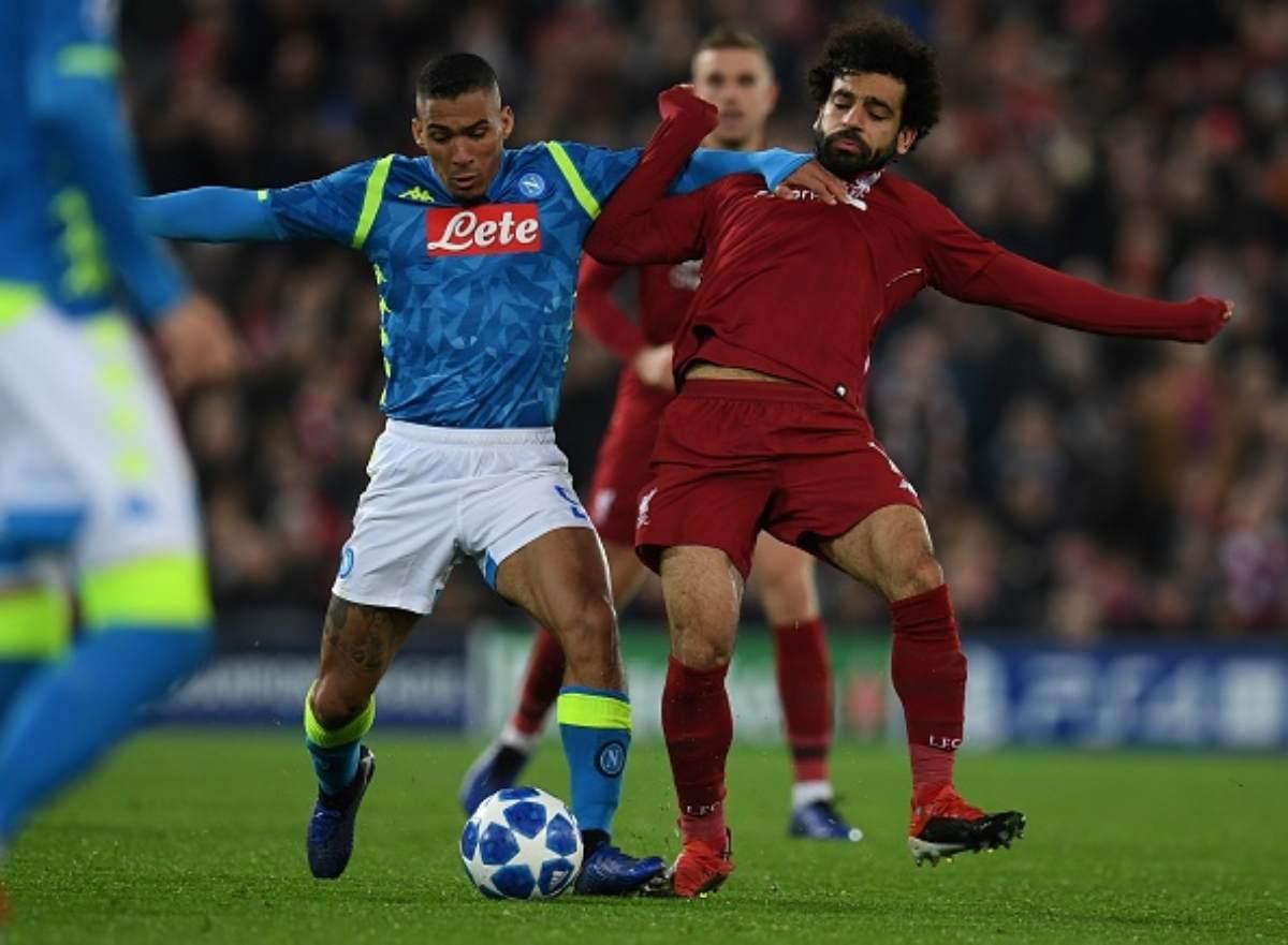 Amichevole Liverpool-Napoli