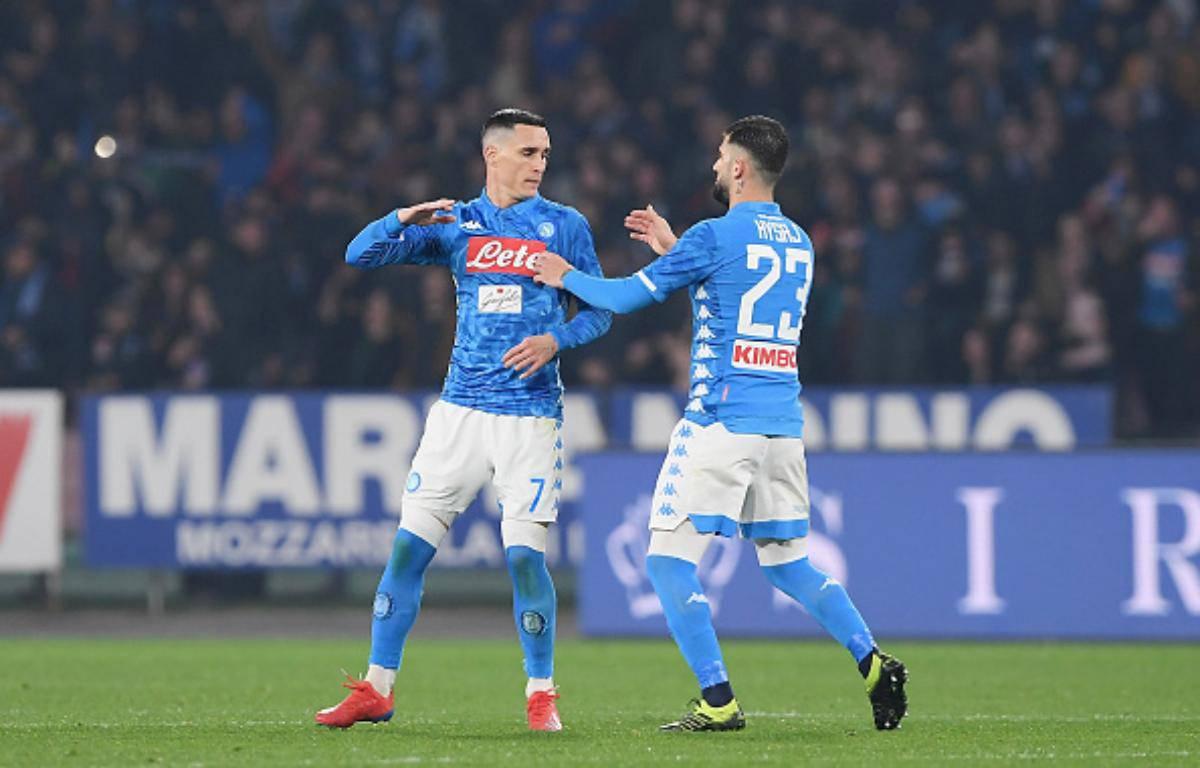 Calciomercato Napoli cessione