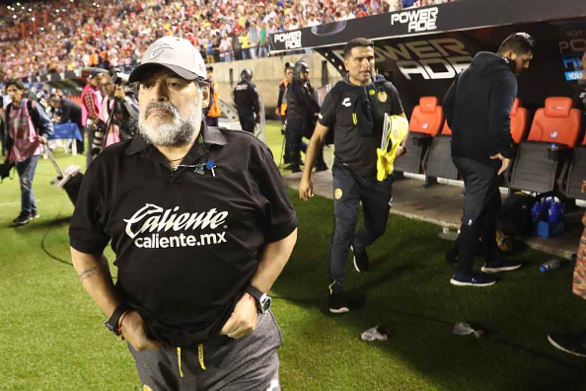 Alzheimer Maradona