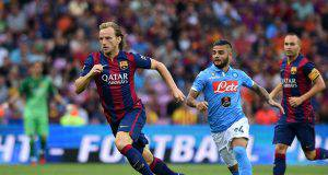 Napoli-Barcellona in amichevole (Getty Images)