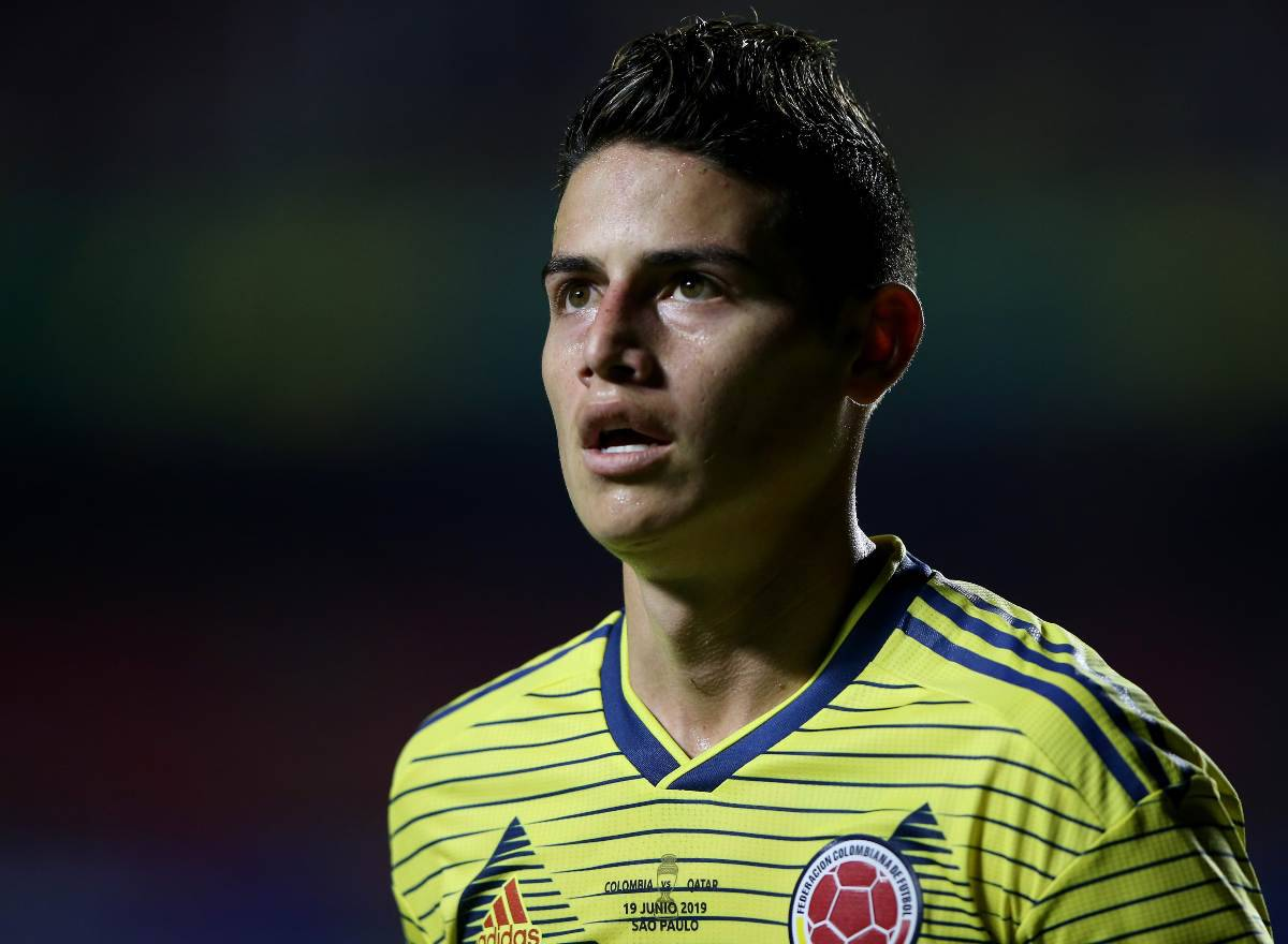 Napoli James Rodriguez