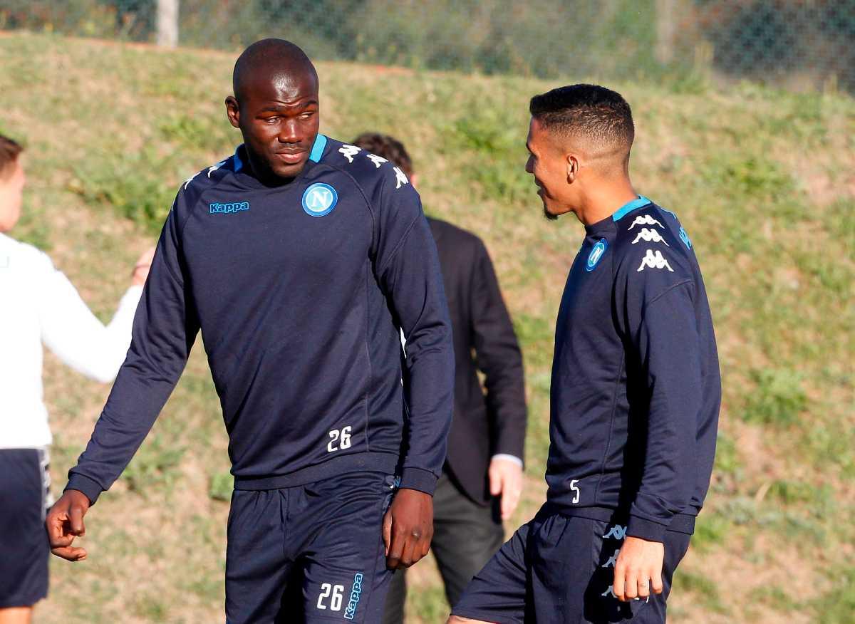Calciomercato Napoli Koulibaly Allan