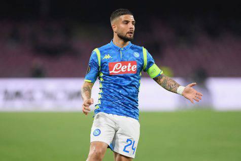 Calciomercato Napoli Insigne Atletico