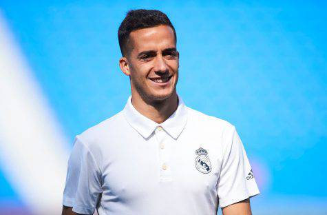 Calciomercato Napoli Lucas Vazquez