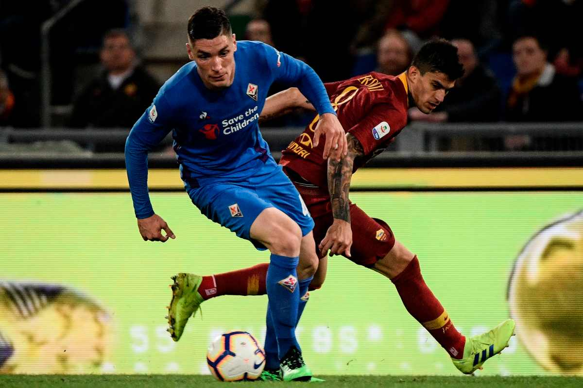 calciomercato Napoli difensori Milenkovic