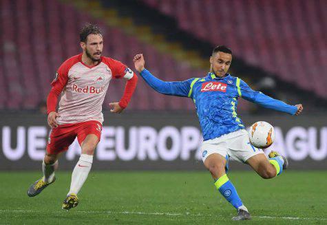 Ounas attaccante Napoli Parma Udinese