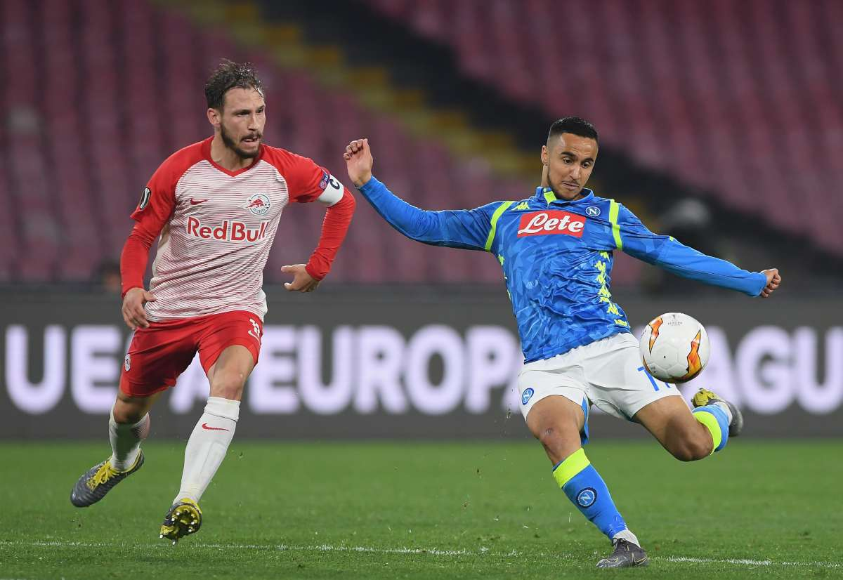 Ounas attaccante Napoli Parma Udinese