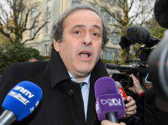 Platini arrestato Uefa