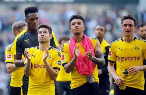 Calciomercato Napoli, idea Guerreiro dal Borussia Dortmund