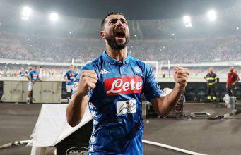 Calciomercato Napoli Albiol