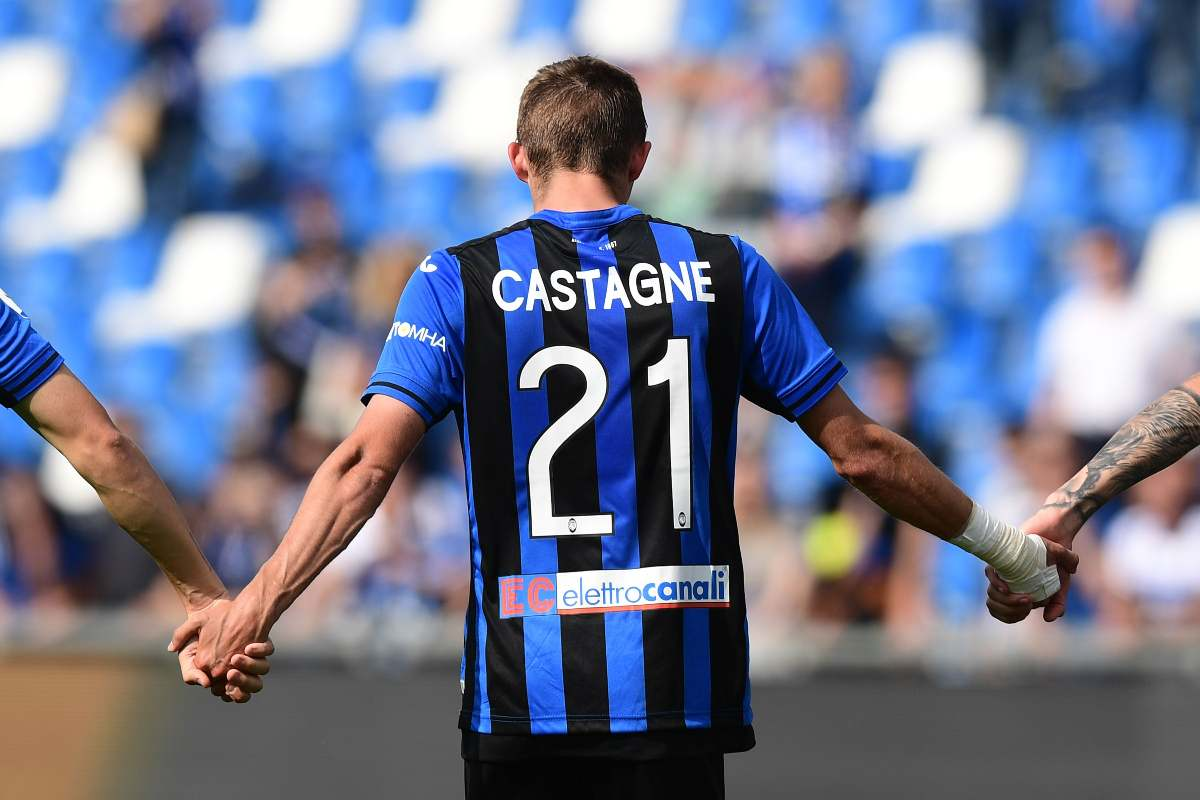Atalanta, Castagne: