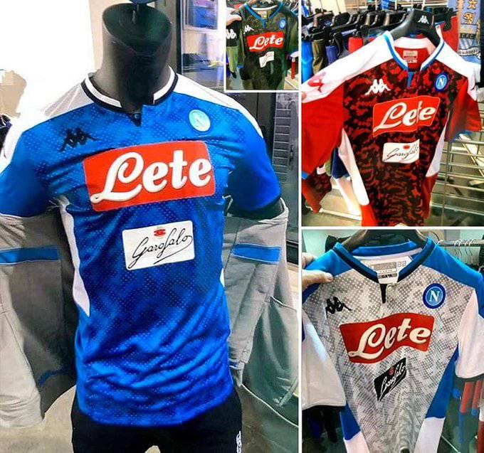 maglia Napoli 2019 2020