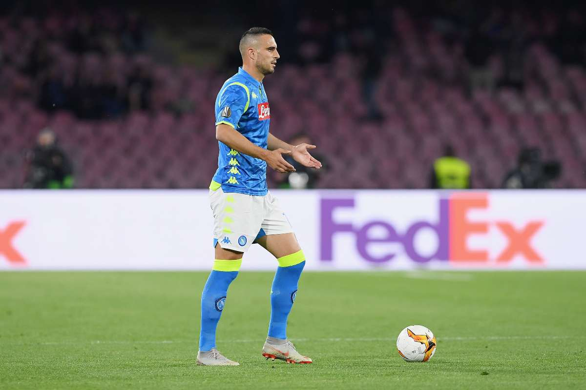 Maksimovic difensore Napoli