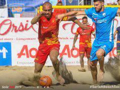 napoli beach soccer