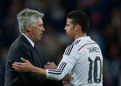James Rodriguez, Ancelotti ci spera ancora? La frase in conferenza