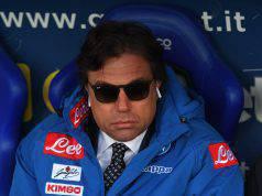 calciomercato Napoli Mister X Giuntoli