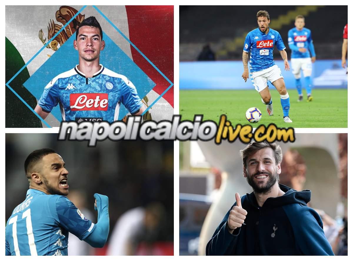 Lozano Llorente Lista 25 Napoli