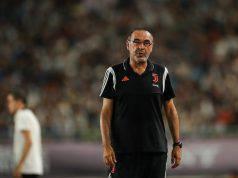 malore Maurizio Sarri Juventus