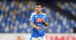 Hirving Lozano inizio Napoli