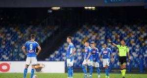 Napoli calendario Inter Juve