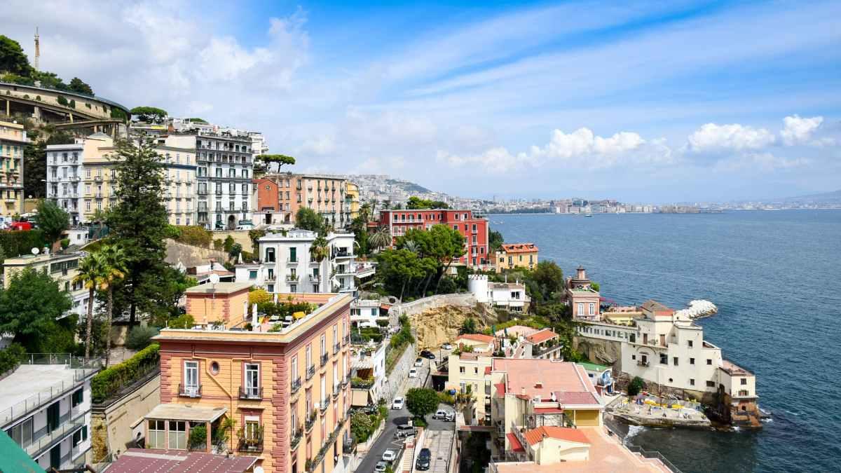 turismo Napoli città