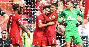 Liverpool formazione