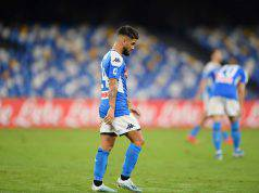 Napoli-Cagliari, Insigne (Getty Images)