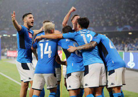 Napoli-Liverpool (Getty Images)