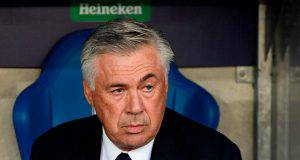Ancelotti, Genk-Napoli (Getty Images)