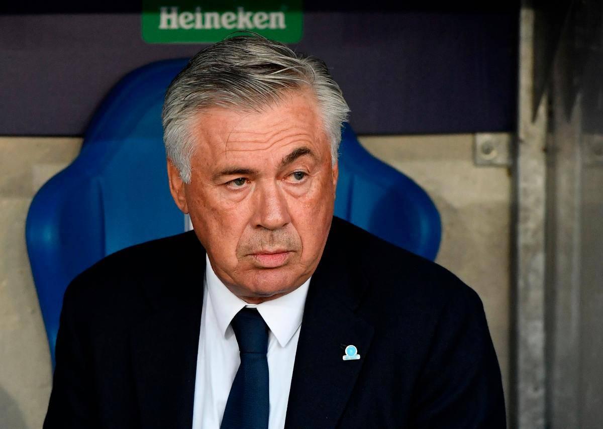 Ancelotti, Genk-Napoli (Getty Images)