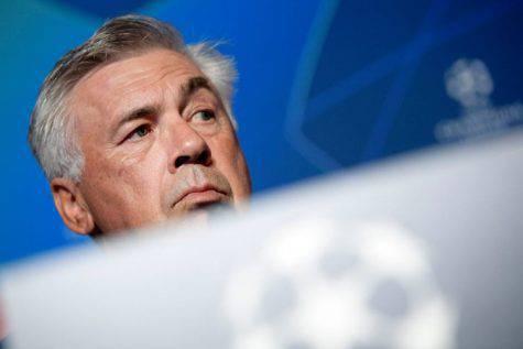 Ancelotti - Napoli - Getty Images (1)