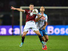 Belotti e Manolas, Torino-Napoli (Getty Images)