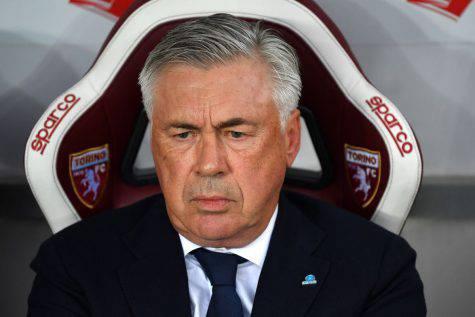 Ancelotti critiche Napoli