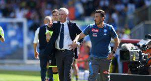 Ancelotti esonero Napoli