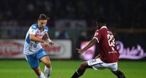 Fabian Ruiz Napoli calciomercato