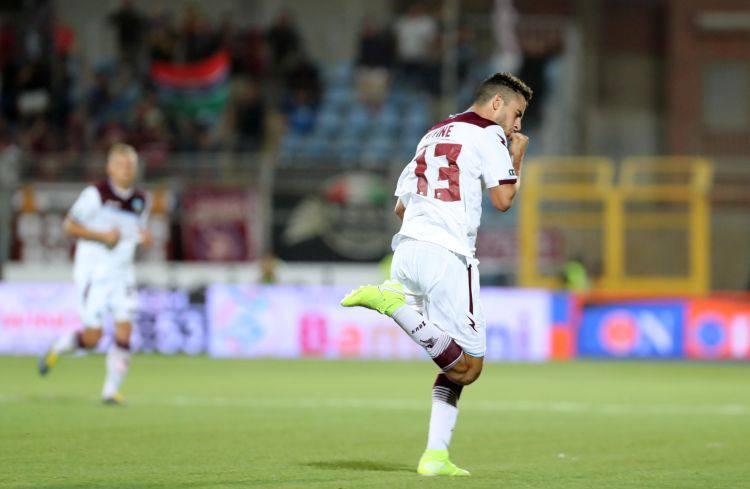 Kiyine Salernitana Serie B
