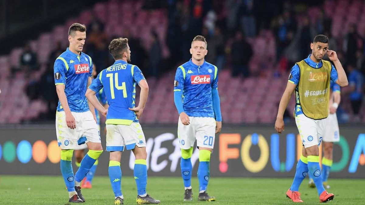 Giocatori Napoli rinnovo di contratto