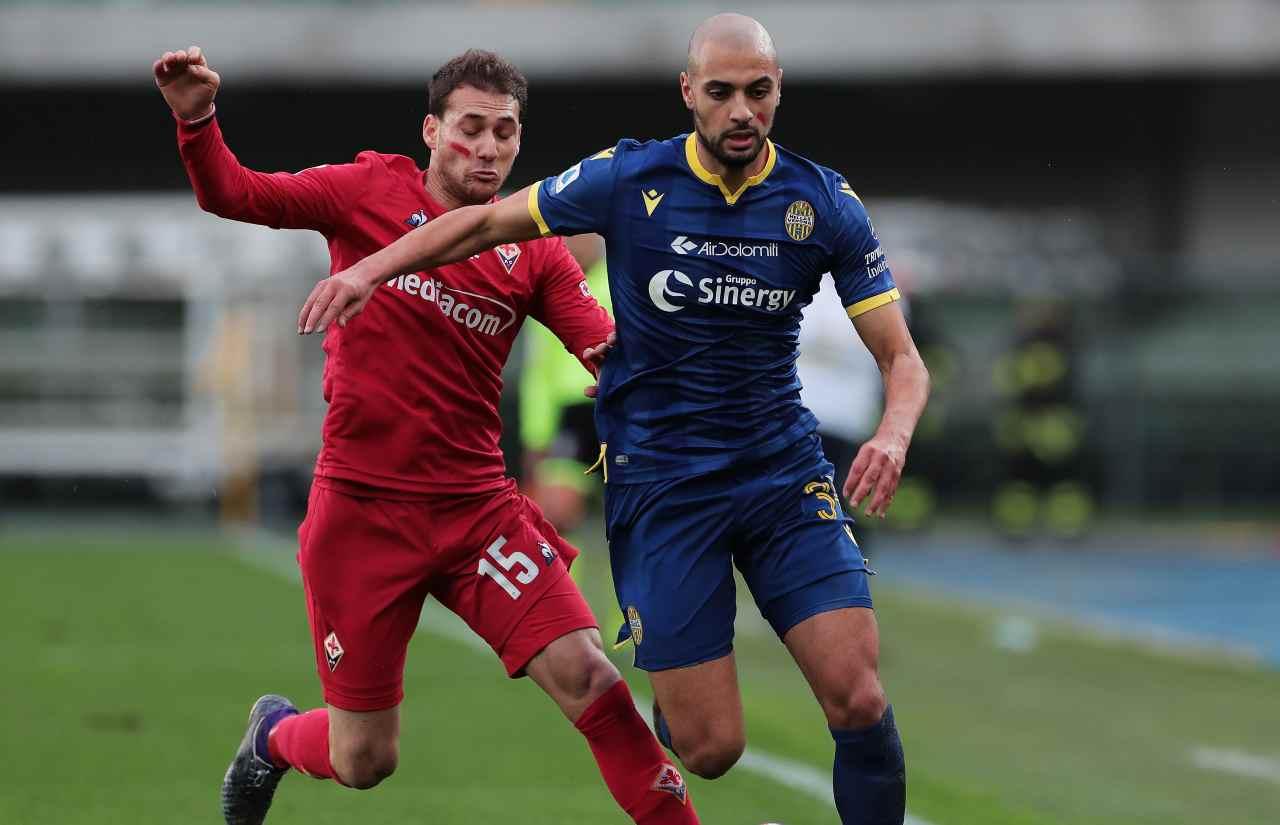 Calciomercato Napoli Amrabat