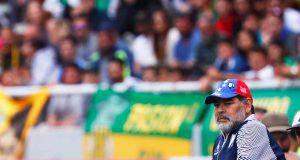 Maradona Gimnasia coro