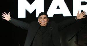 Maradona Napoli Renica intervista