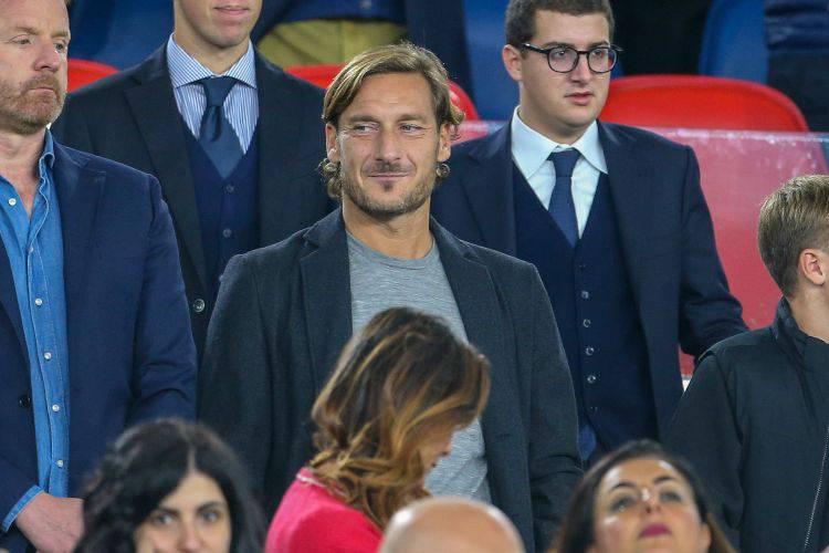 Totti Zaniolo calciomercato