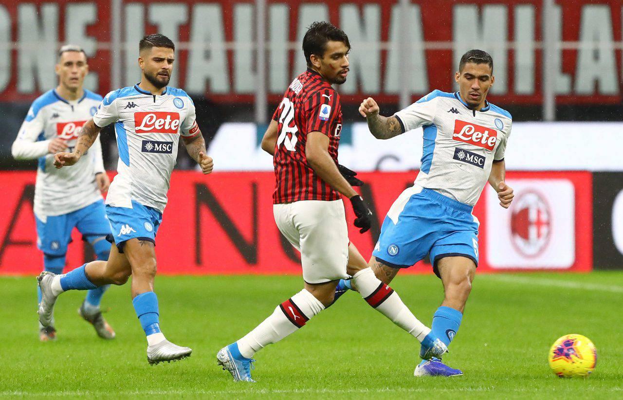 Allan Milan Napoli