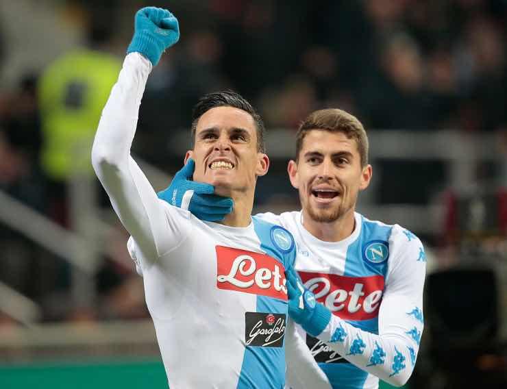 Milan-Napoli 2017, l'apoteosi del Sarrismo e i tifosi in delirio