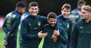 Insigne Convocati Napoli Euro 2020