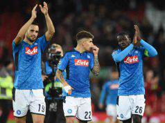 Napoli-Bologna formazioni