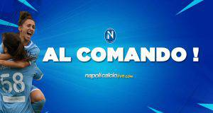 Napoli femminile Perugia 3-0