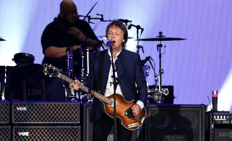 Paul McCartney Napoli